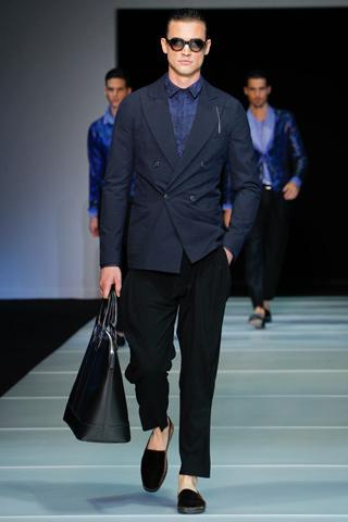Butch Blum Designer Biography Giorgio Armani