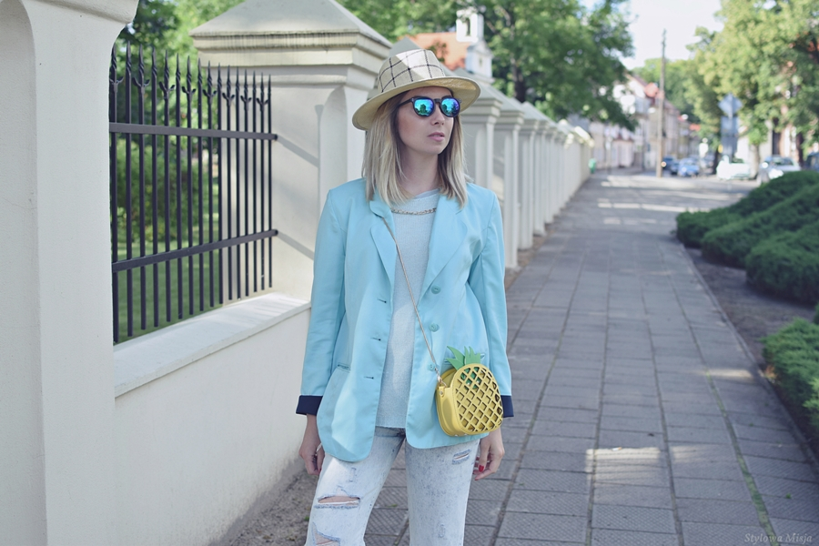 oxfordy, czasnabuty.pl, kapelusz, szaleo, moda, street, zaful
