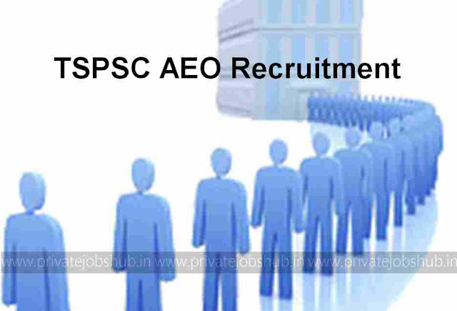 TSPSC AEO Recruitment