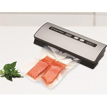 Vacuum Sealer Salmon