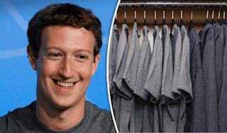 model kaos mark zuckerberg