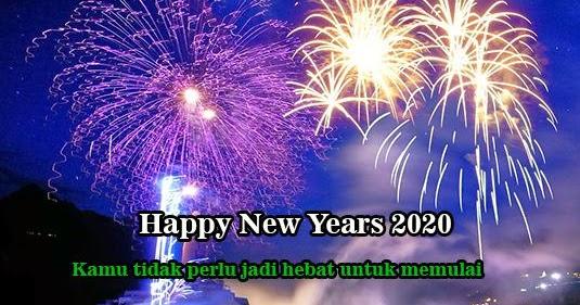Kata Kata Ucapan Mutiara Selamat Tahun Baru Quotes Terbaik