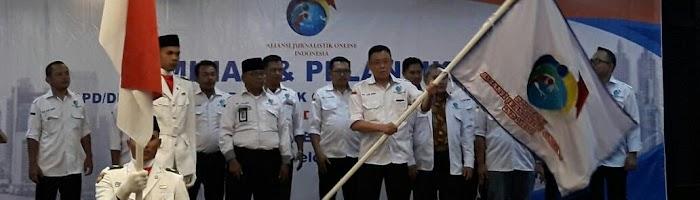 DPD AJO Indonesia Kepri Resmi Dilantik