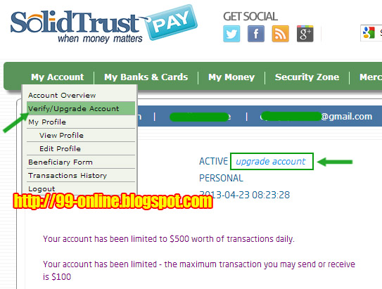 Cara Verifikasi SolidTrust Pay Standard Verified 1