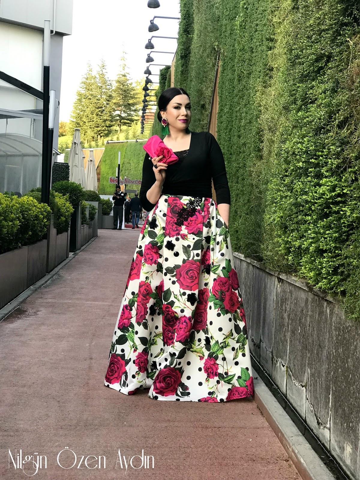 diktiklerim-abiye etek-prenses etek dikimi-etekler-dikiş sanatı-moda tasarımcısı