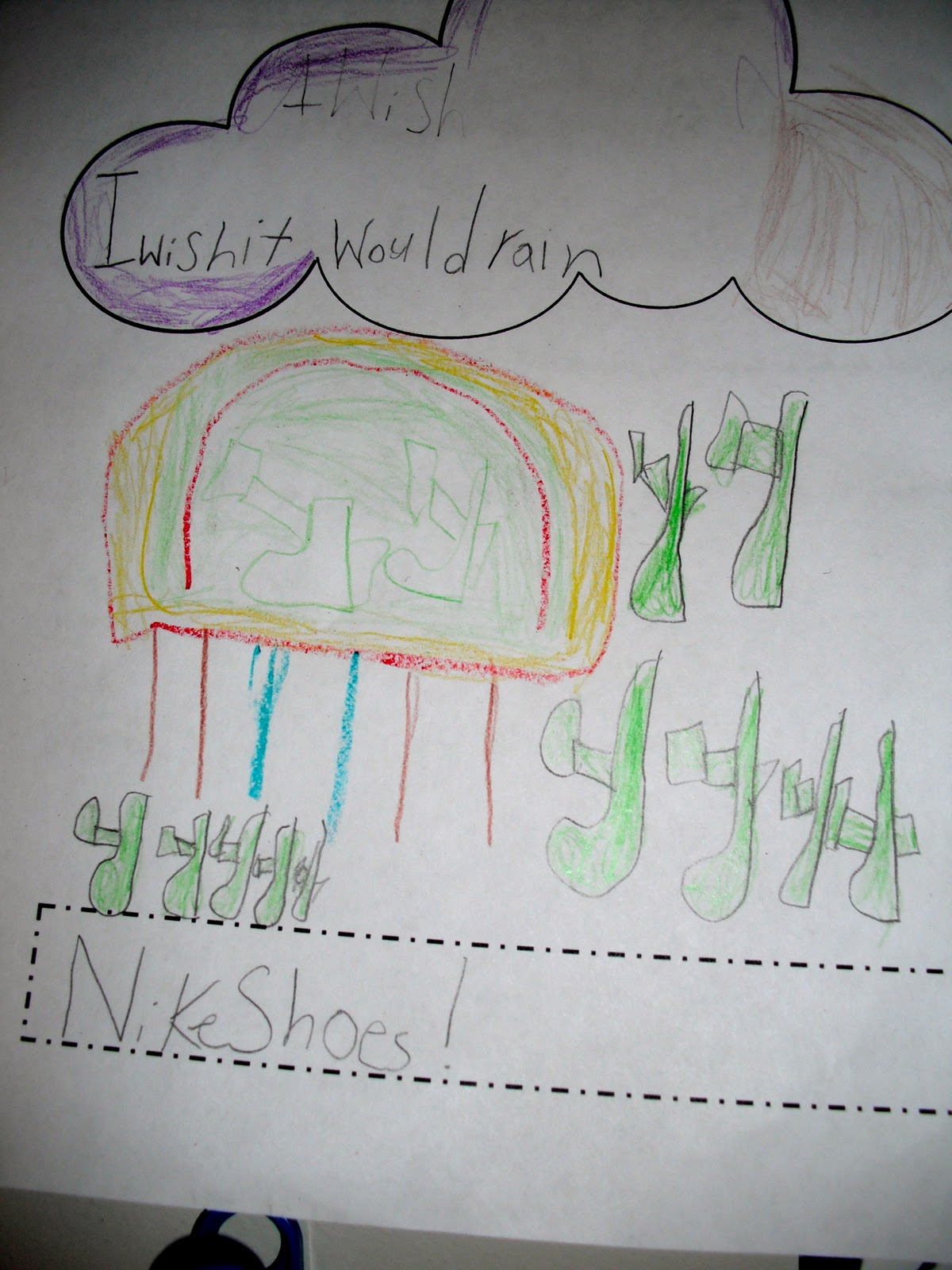 First Grade Fresh Update Treasures Stormy Weather Theme