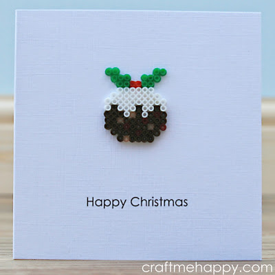 http://www.craftmehappy.com/2012/11/hama-bead-christmas-puddings.html