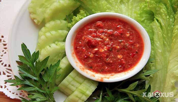 Resep cara membuat sambal belacan