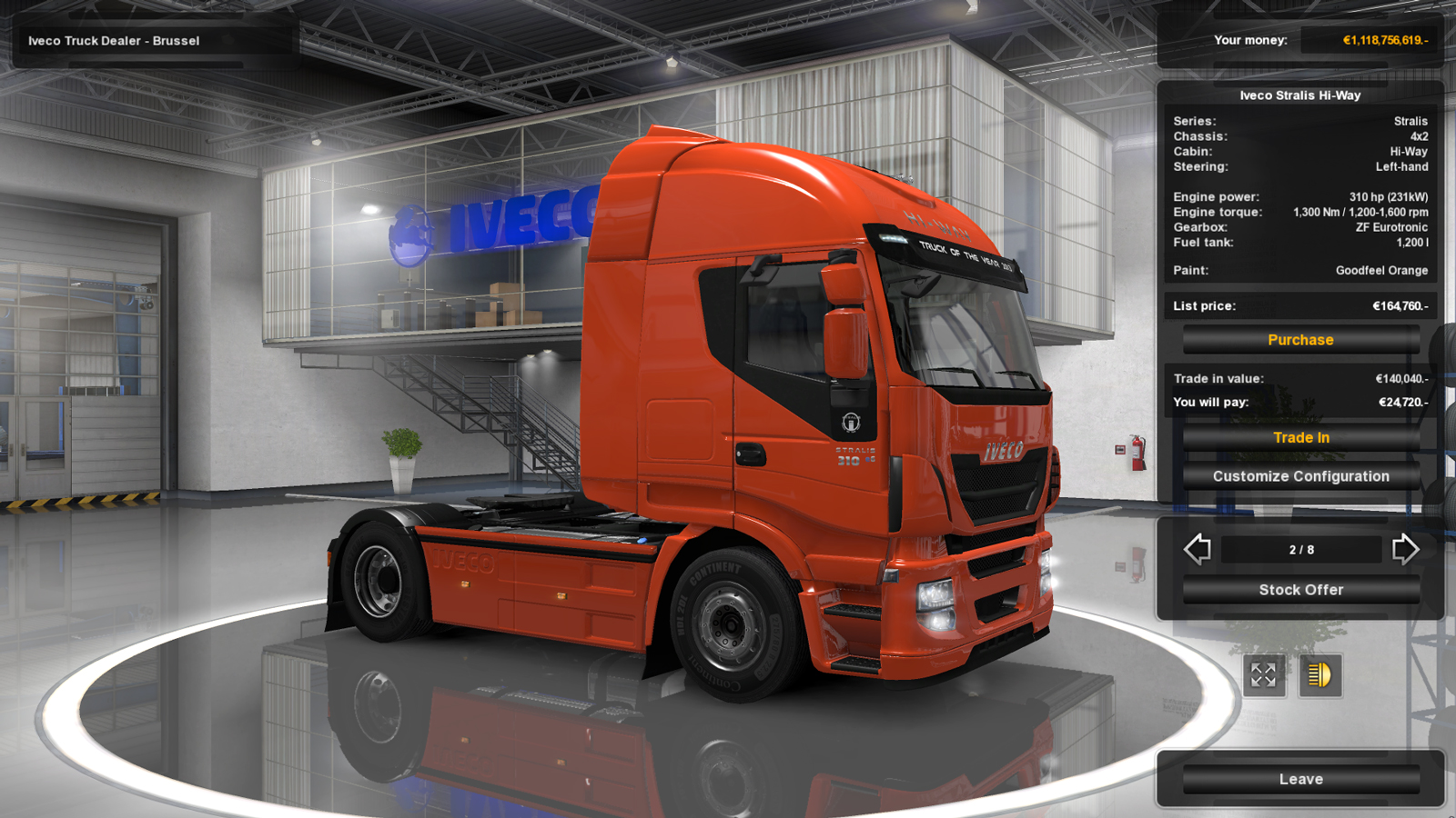 Patch Euro Truck Simulator 2 Multiplayer - marblxs's diary