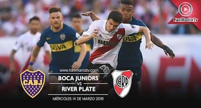 Supercopa Argentina 2018: Boca Juniors se enfrenta a River Plate en la final