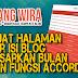Membuat Halaman Daftar Isi Blog Berdasarkan Bulan dengan Fungsi Accordion