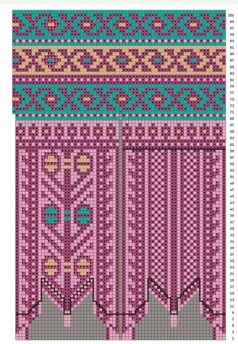 мастера и умники вязание джурабов крючком