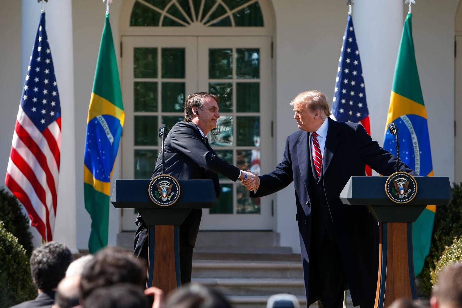 BOLSONARO NOS EUA: O QUE AVANÇOU E O QUE FALTOU NA VIAGEM DO PRESIDENTE