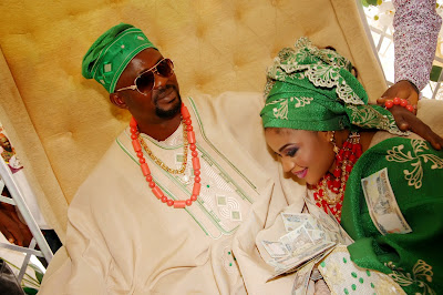 prince kazeem eletu wedding pictures
