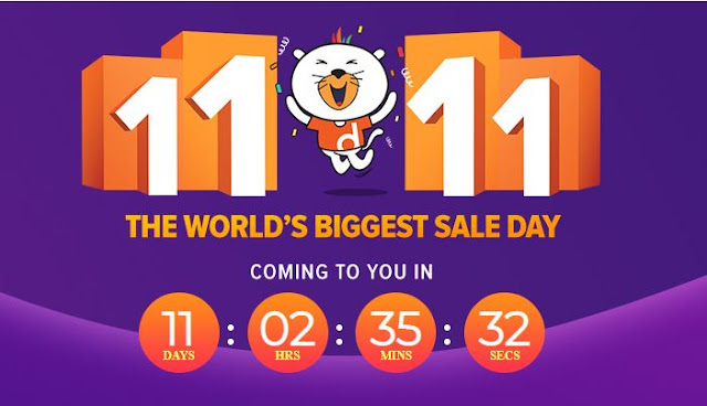 The Biggest Sale Day Eleven-Eleven |11-11 daraz.pk | Sub Kuch for Rs.1111