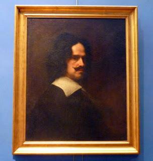 Copia del Autorretrato de Velázquez.