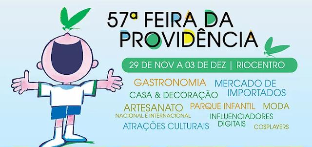 A tradicional Feira da Providencia 2017 começa hoje