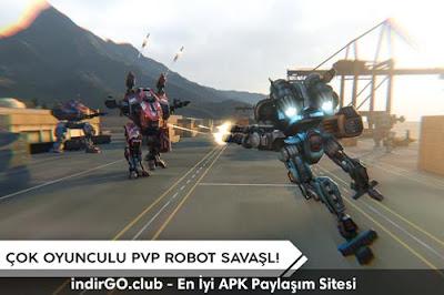 robot warfare indir mod