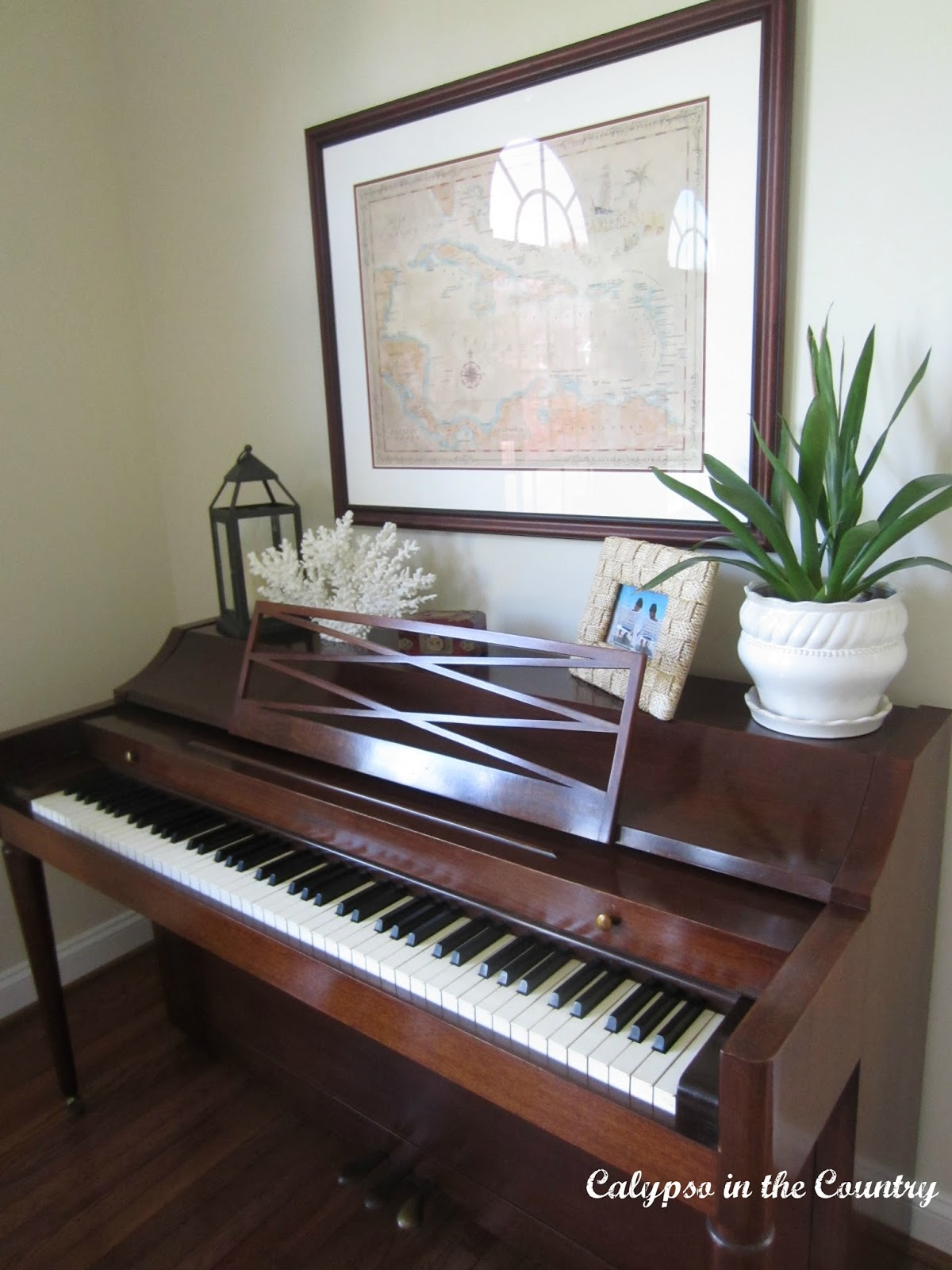 Piano Decorating | Calypso In The Country