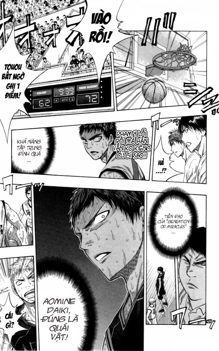 Kuroko No Basket chap 071 trang 13