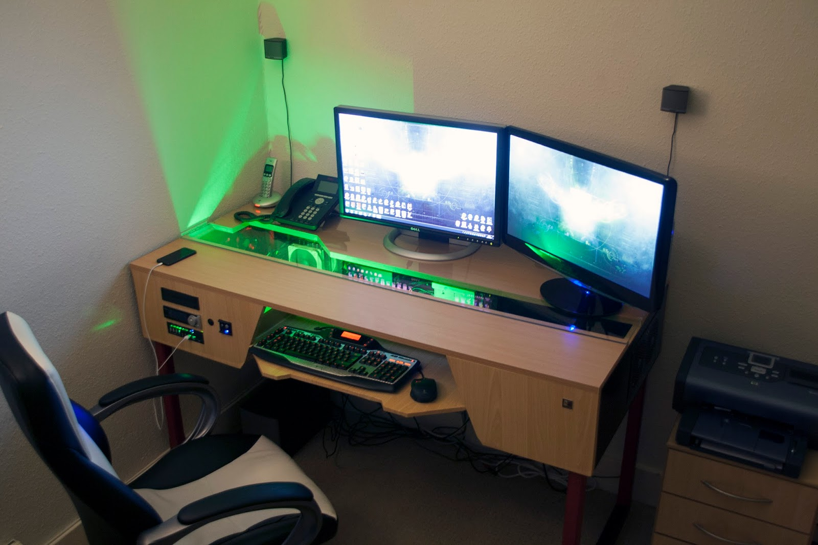 PT Indonesia: DIY Computer Desks That Really Work For Your ...