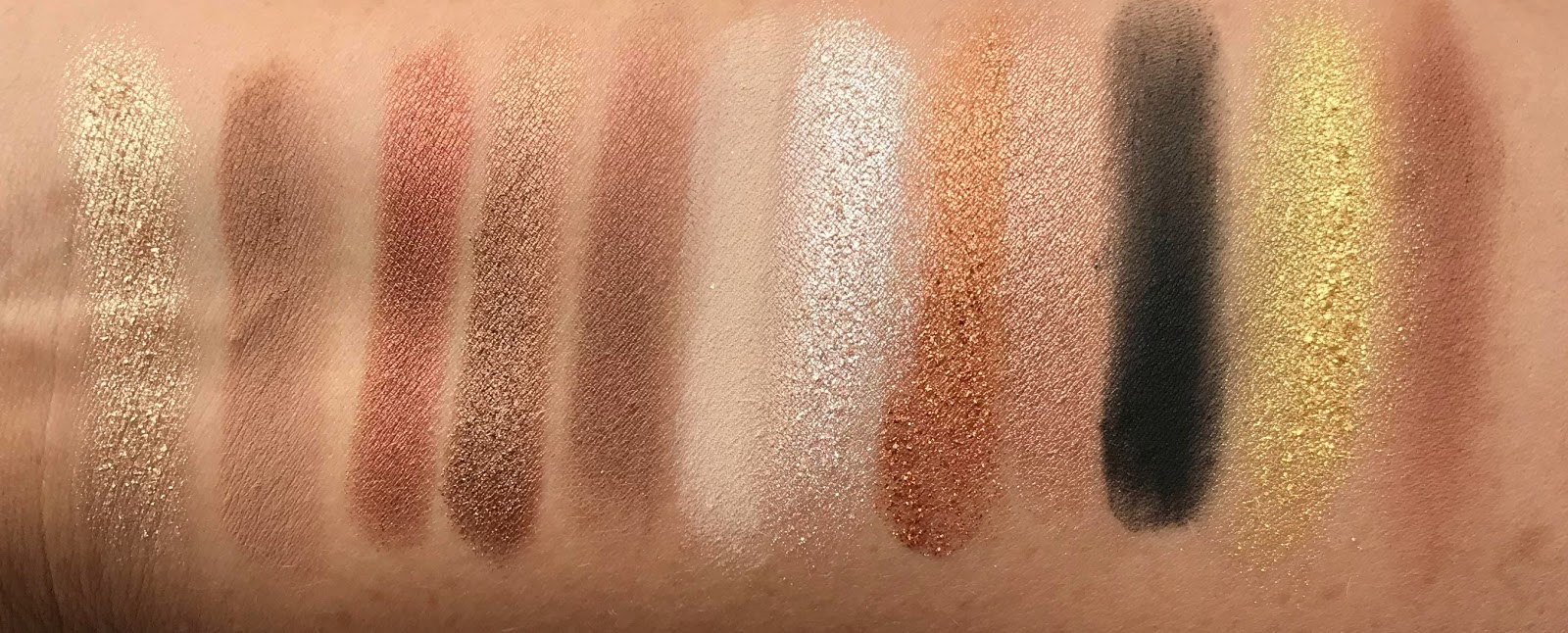 ColourPop I Think I Love You Swatches