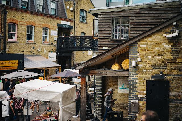 カムデン・ロック・マーケット(Camden Lock Market)
