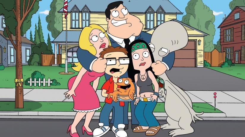 american dad cast