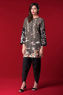 Ethnic Fall In You Spring Pret Collection 2017 for Valentine