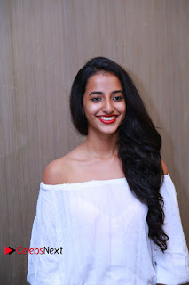 Apoorva Srinivasan Pictures in Jeans at Tollywood Thunder Franchise Launch