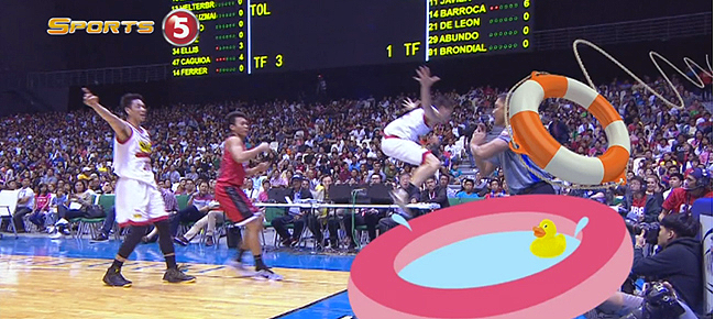 PBA Top 5 Anyare Plays (VIDEO)