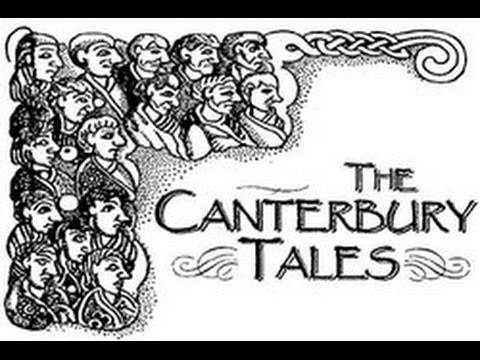 English Literature : The Prologue to Canterbury Tales
