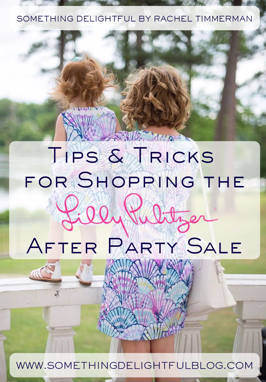 Lilly Pulitzer After Sale Tips & Tricks - Something Delightful Blog