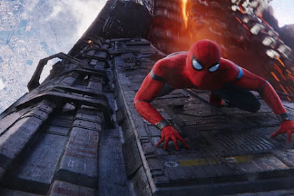 Spider Man Far From Home Wallpaper Download