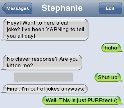 funny joke to tell my girlfriend