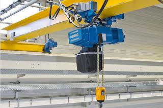 harga hoist crane 5 ton