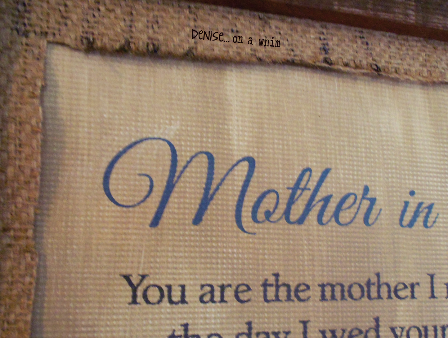 Ideas For Birthday Gifts For Mother In Law Wia Blog