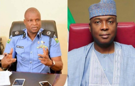 Police DCP Cries Out: We Didn't Force Offa Robbery Suspects To Implicate Saraki