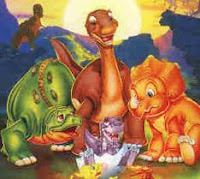 littlefoot loses his mom