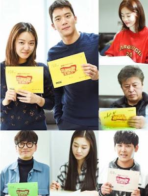 Sinopsis Radiant Office [Drama Korea] (2017)