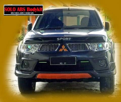 Jual Bodykit Grand New Avanza Warna Mobil Pajero Sport Limited | Solo Abs Plastic