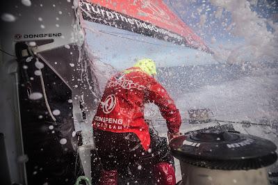 Cap sur le Horn pour la Volvo Ocean Race