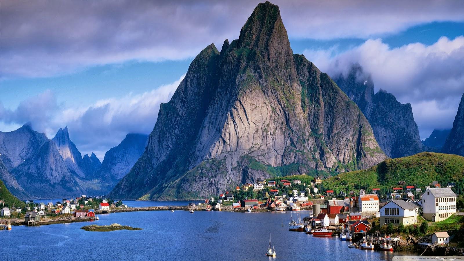 Wallpapers World Norway Scenery 2560 X 1440 Hd Wallpaper