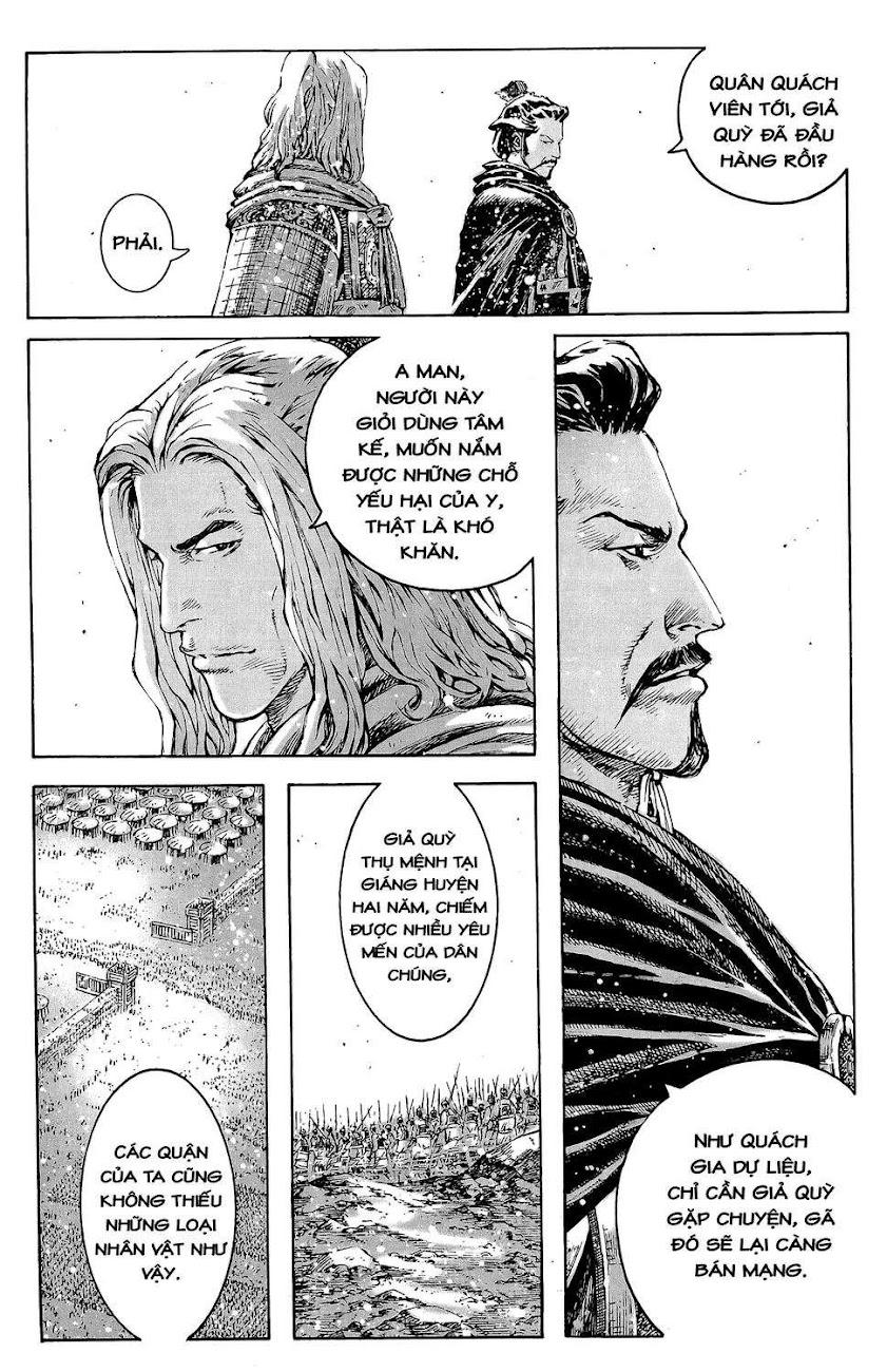Hỏa phụng liêu nguyên Chương 359: Bạt thứ tại huyền [Remake] trang 13
