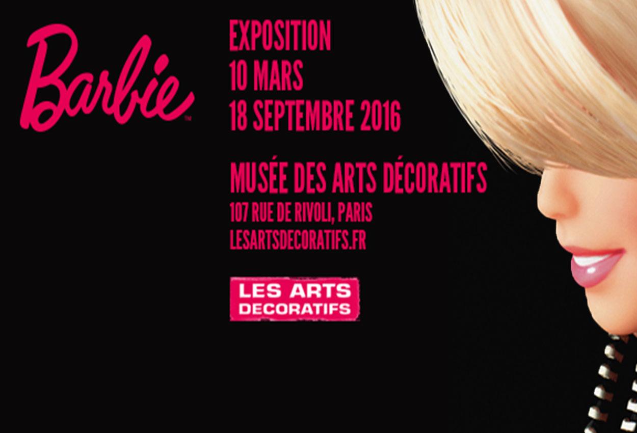 Exposition Barbie Musée des Arts Décoratifs
