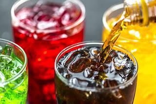 Minuman Dingin Segar Untuk Pelepas Dahaga di Siang Hari