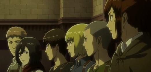Shingeki no Kyojin 3 – Episódio 08