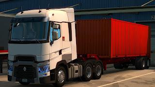 American Truck Simulator Renault T Truck MODs