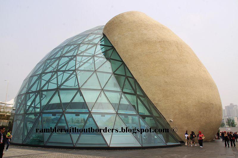 Israel Pavilion, Shanghai Expo 2014