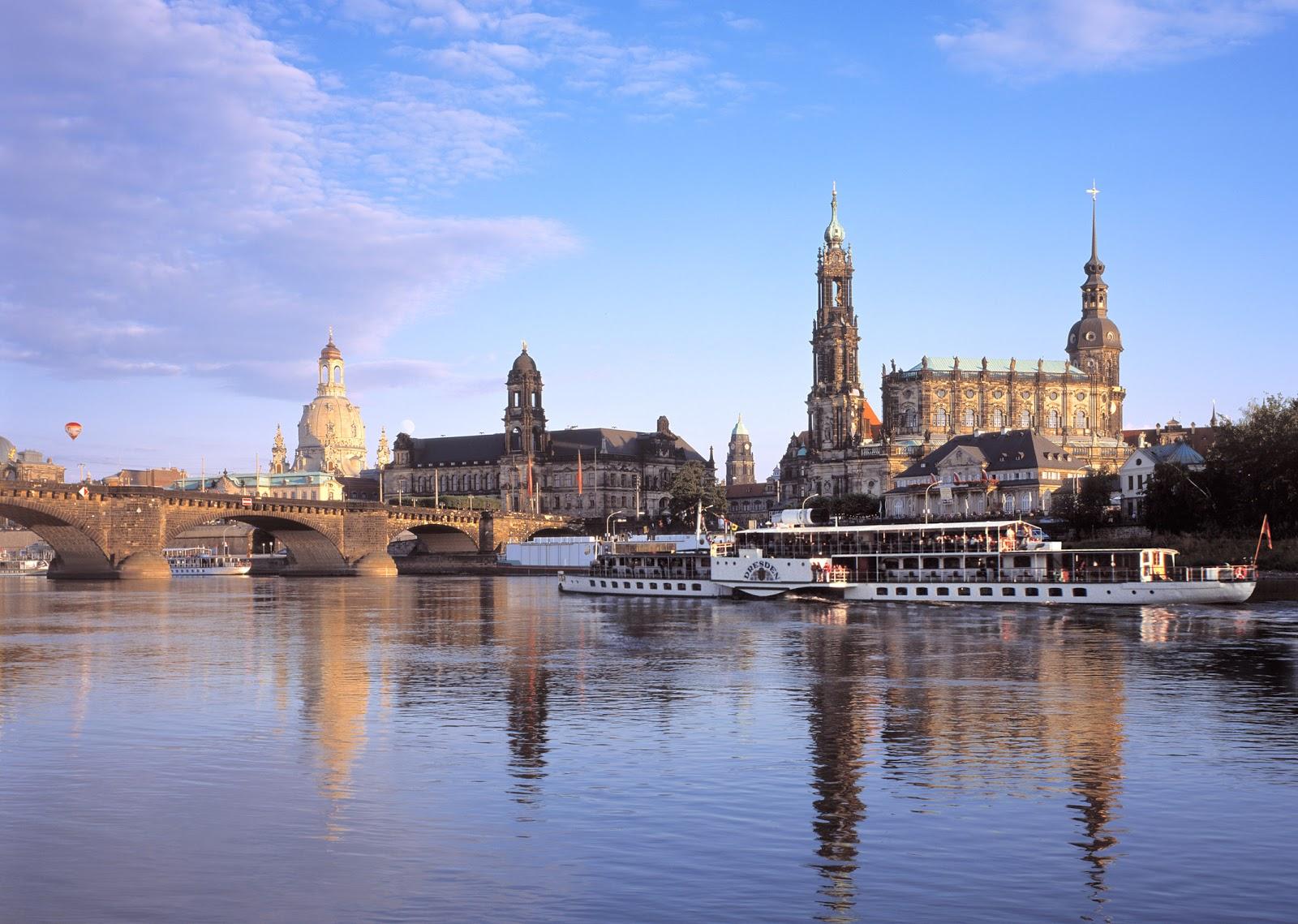 TOP WORLD TRAVEL DESTINATIONS: Dresden, Germany